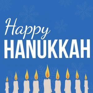 Hanukkah 2019