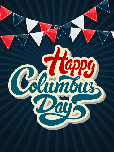 is columbus day a holiday for schools in california