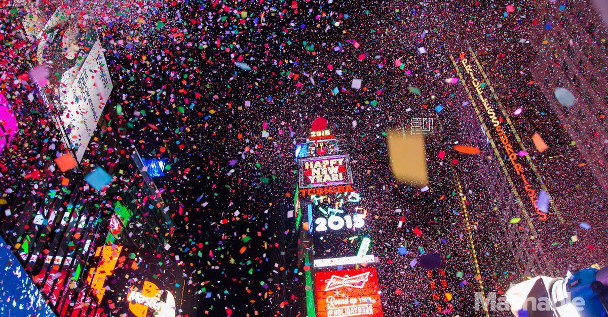 New Years Eve 2018 Nyc