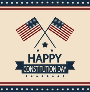 Constitution Day and Citizenship Day 2018