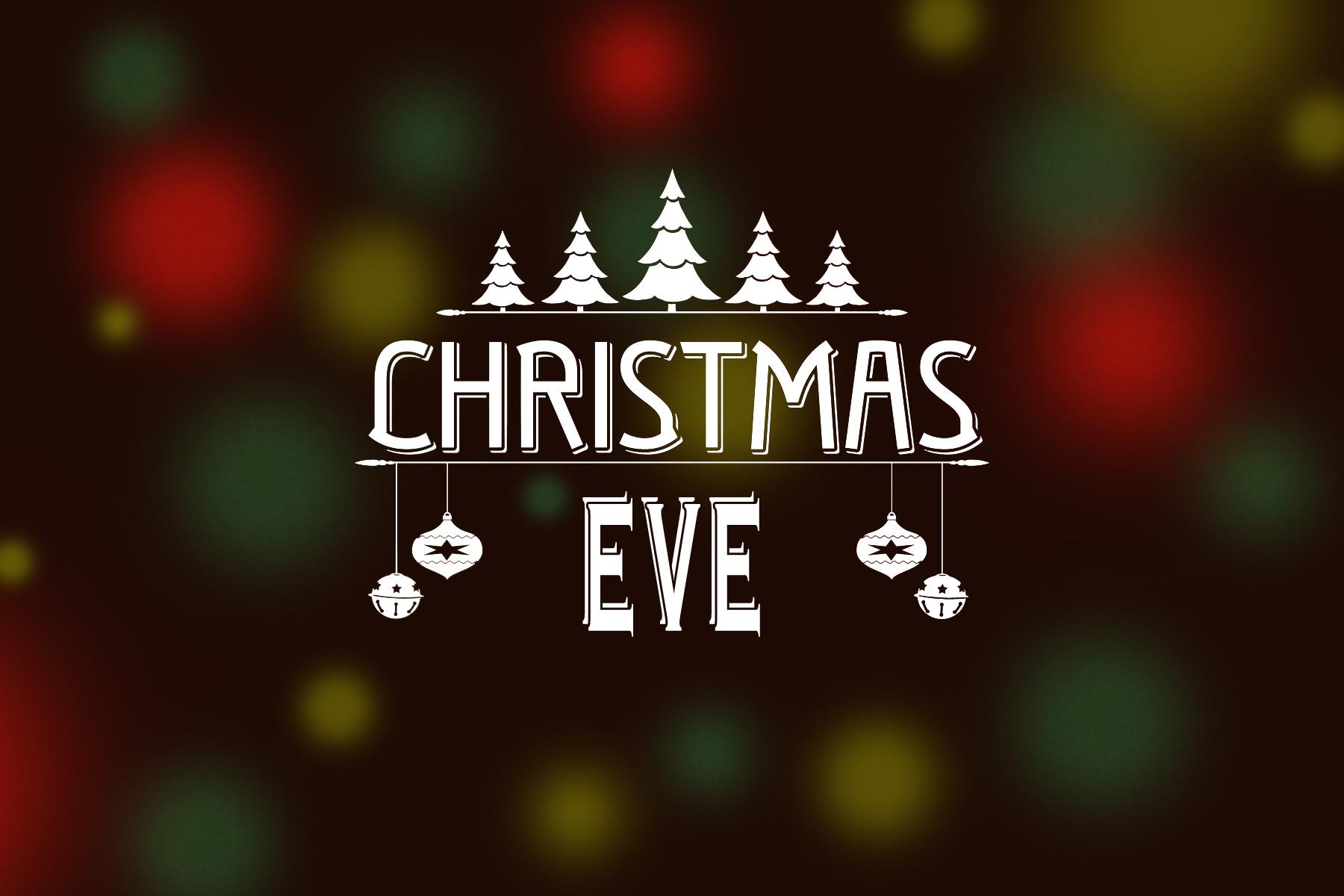 Christmas Eve 2019 - Calendar Date. When is Christmas Eve 2019?