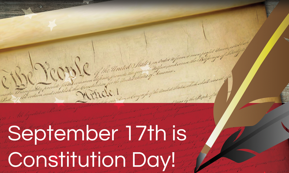 Constitution Day is a holiday to honor the constitution of a country Constitution Day is often celebrated on the anniversary of the signing promulgation or adoption