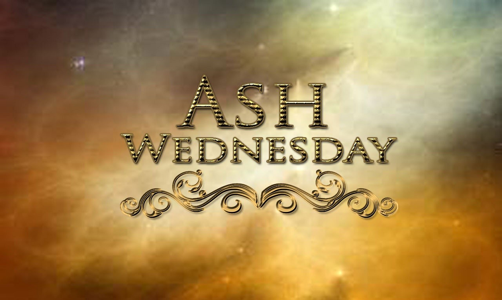 Image result for ash wednesday 2020