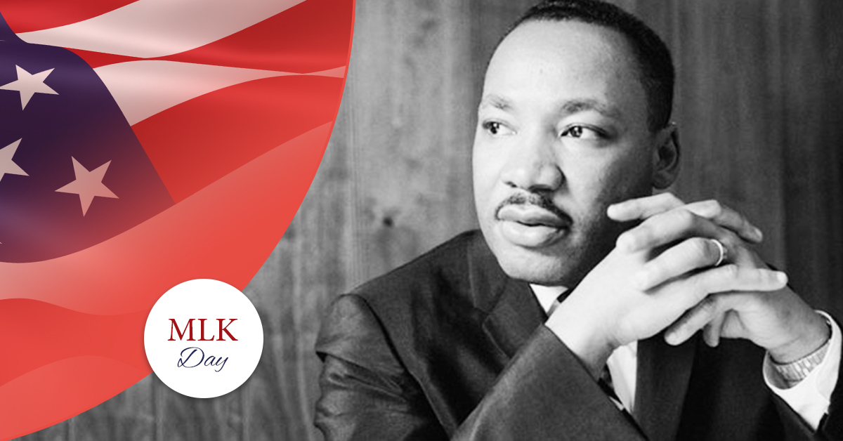 the ideas of martin luther king Martin luther king, jr king was no stalwart conservative, yet his core beliefs, such as the power and necessity of faith-based association and self-government based on absolute truth and moral law, are profoundly conservative modern liberalism rejects these ideas, while conservatives place them at the.