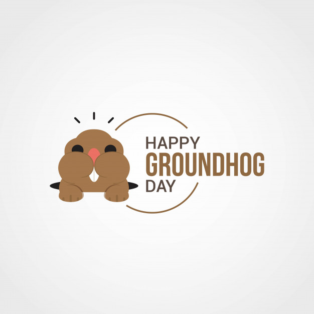 Groundhog Day 2019 - Calendar Date. When is Groundhog Day ...