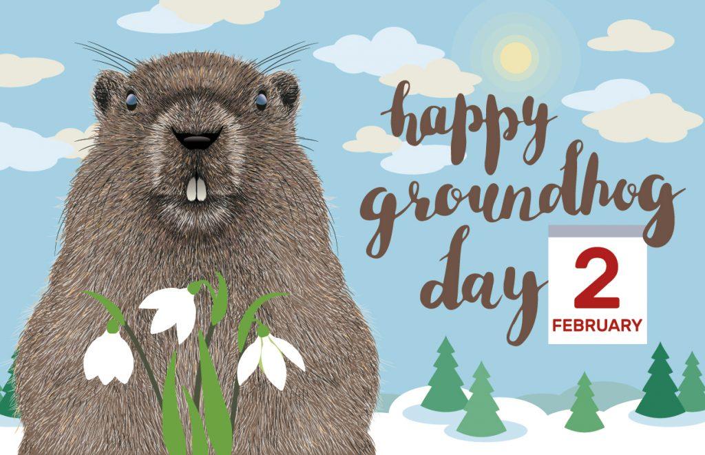 "Image result for groundhog day 2020"""
