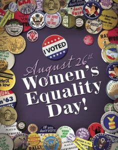 Women's Equality Day 2019