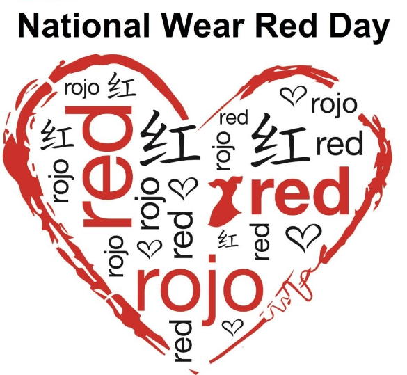 National Wear Red Day 2021 - Holidays Today