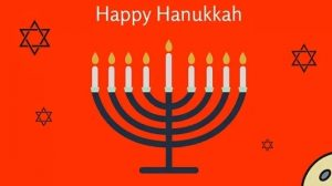 Hanukkah/Chanukah - Final Day 2019